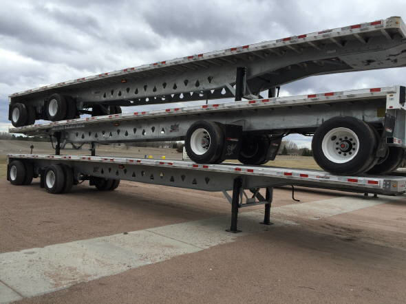 2016 Manac Combo Flatbed for sale-49010121