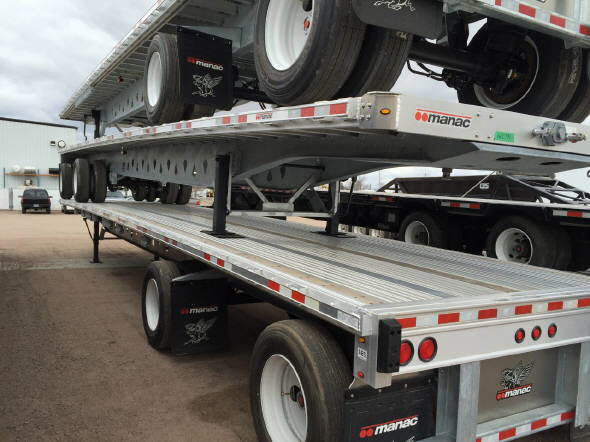 2016 Manac Combo Flatbed for sale-53499601