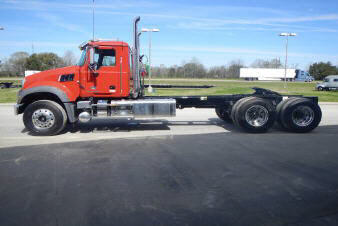 New 2016 Mack GU713 for Sale