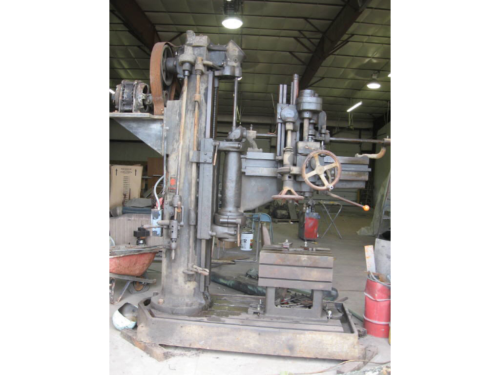 1982 Western Radial Drill Press for sale-59137776