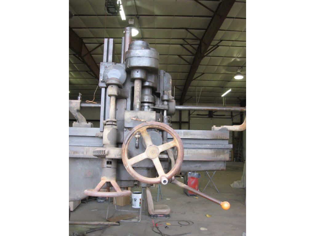1982 Western Radial Drill Press for sale-59107930
