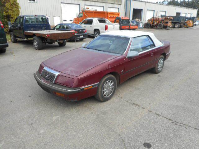 1991 Chrysler Labaron
