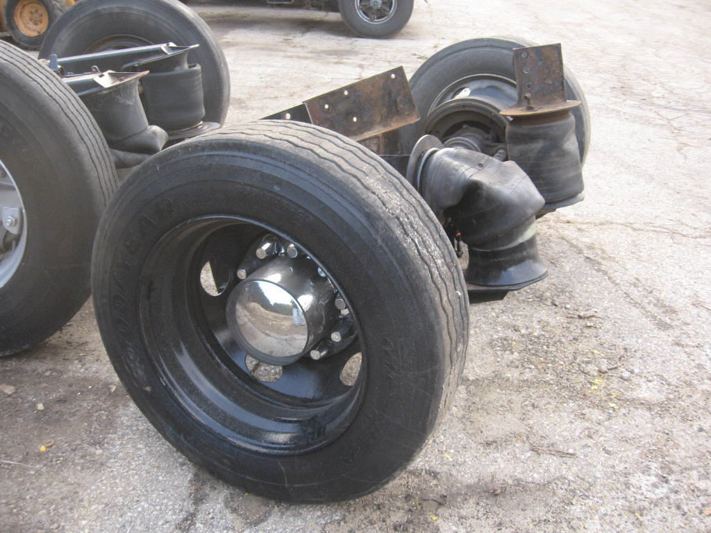 1998 New Way Pusher Axle for sale-59066888