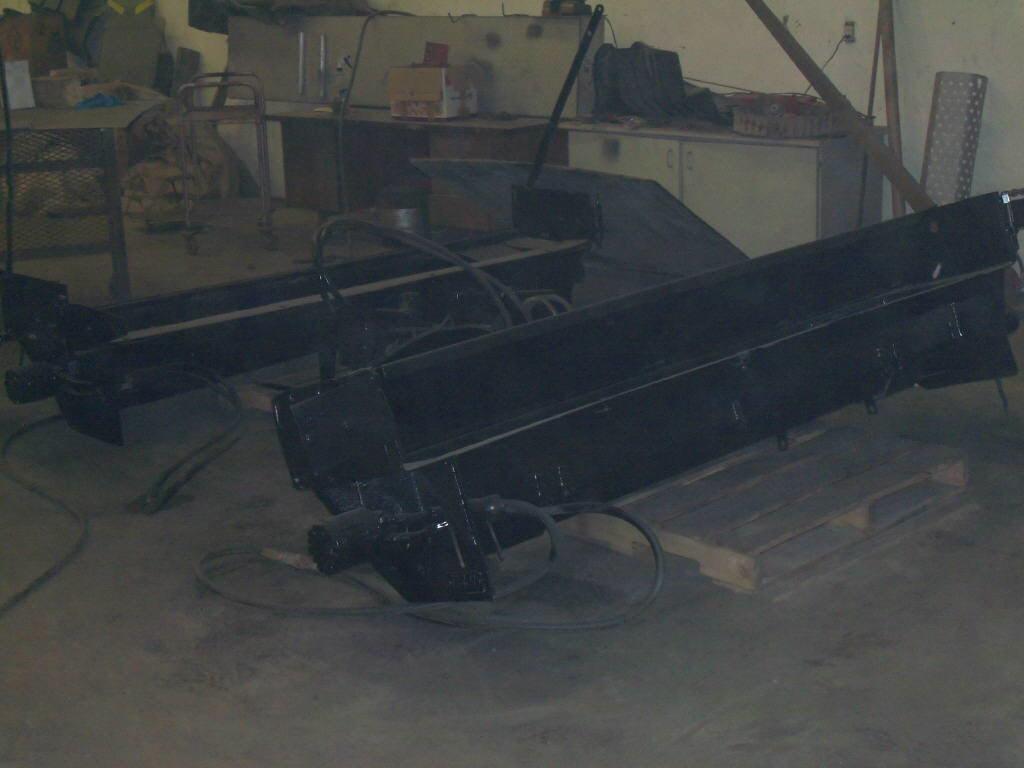 2001 Tailgate Sander for sale-59137781