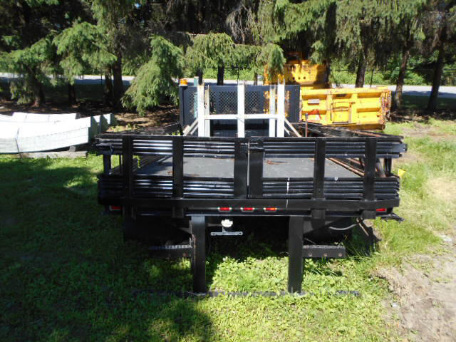 2001 Freightliner Flatbed for sale-59137905