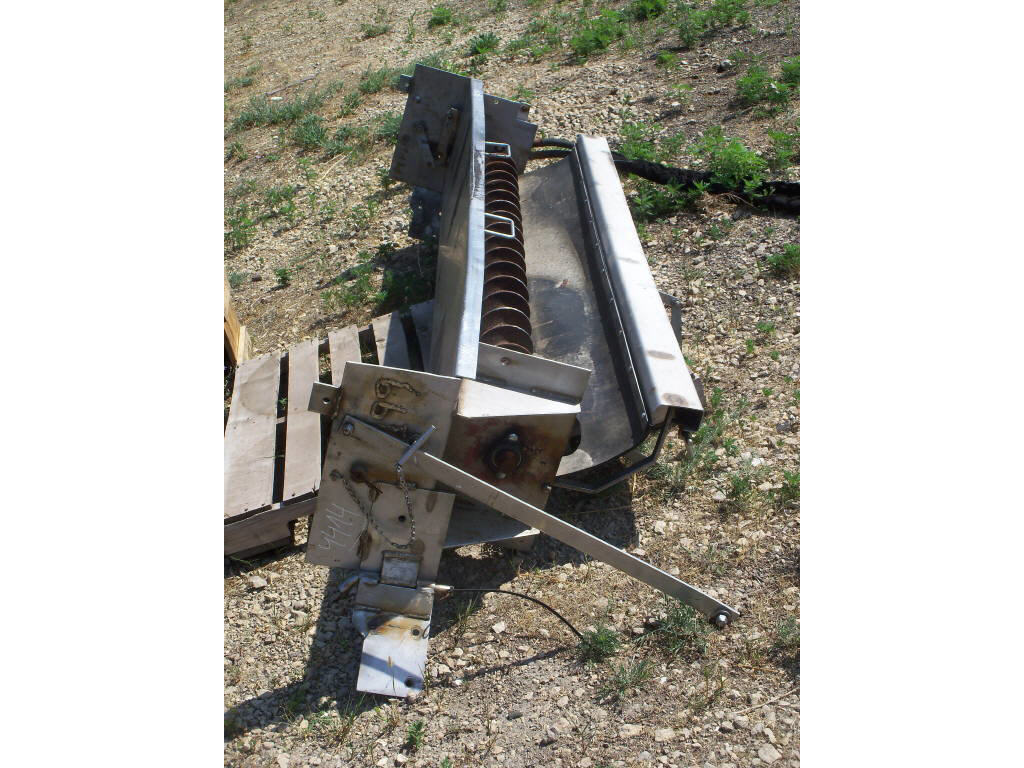 2001 Stainless Steel Tailgate Sander for sale-59107950