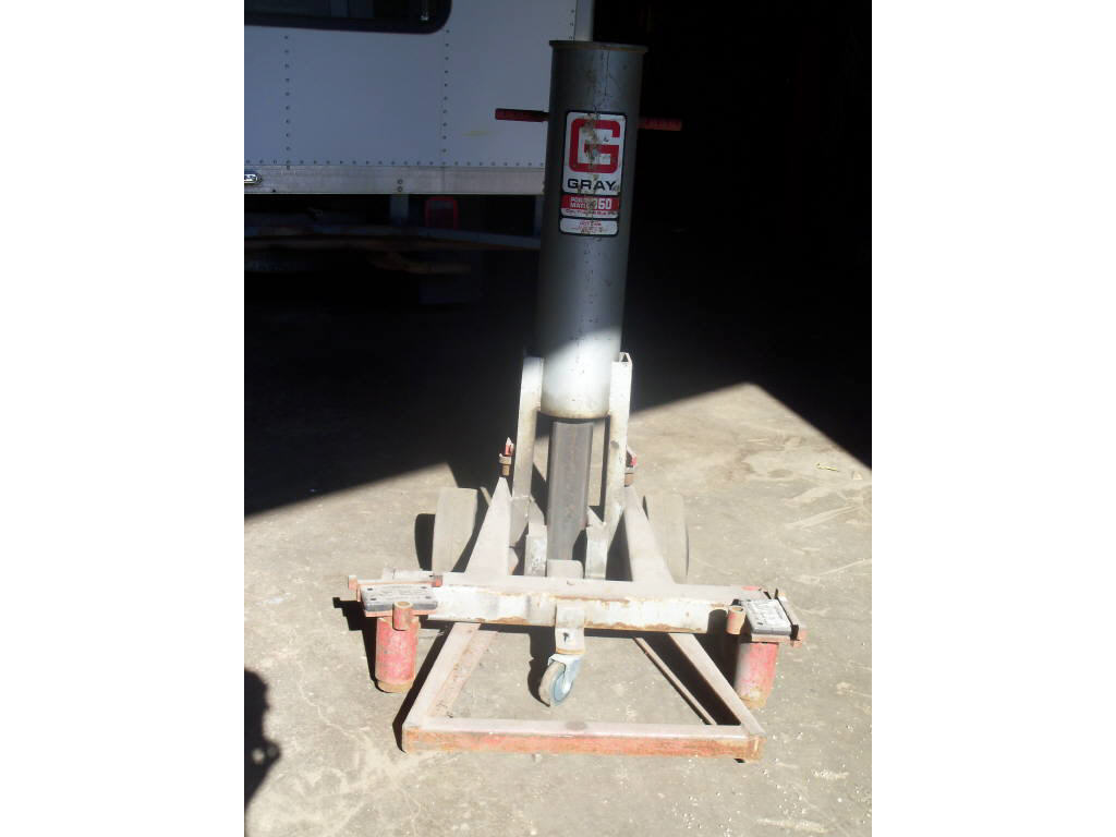 2000 Gray Mfgt Jack-Stands for sale-59137801