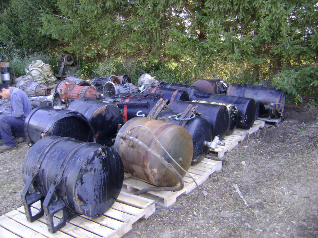 1997 Hydro & Fuel Tanks for sale-59107924