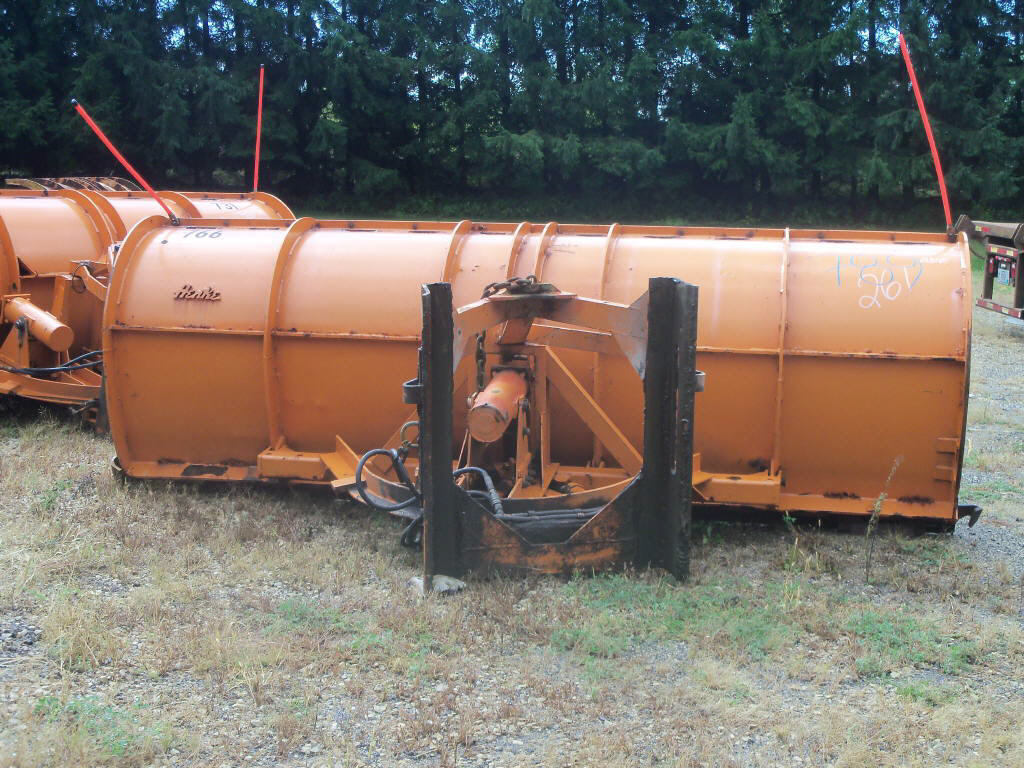 2000 Henke Plow for sale-59137787
