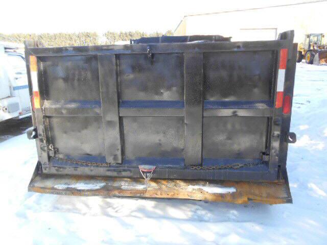 2000 Heil 14ft Gravel Box for sale-59137898