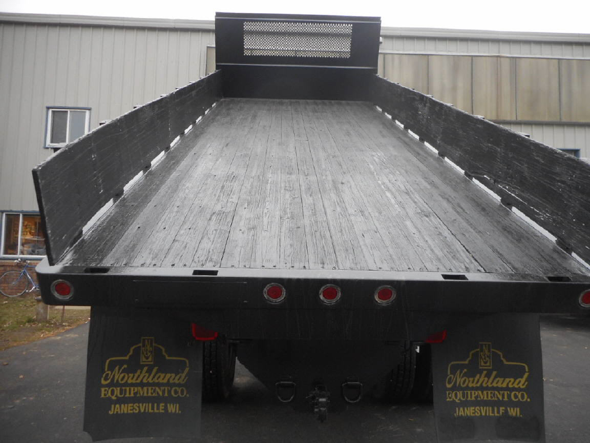 2005 Dumping Flatbed 20 ft for sale-59108119