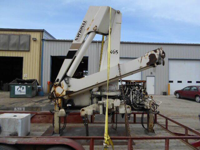 2001 National Crane N65 for sale-59137894