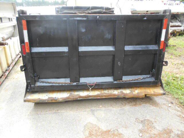 2000 Heil 14ft Gravel Box for sale-59067013