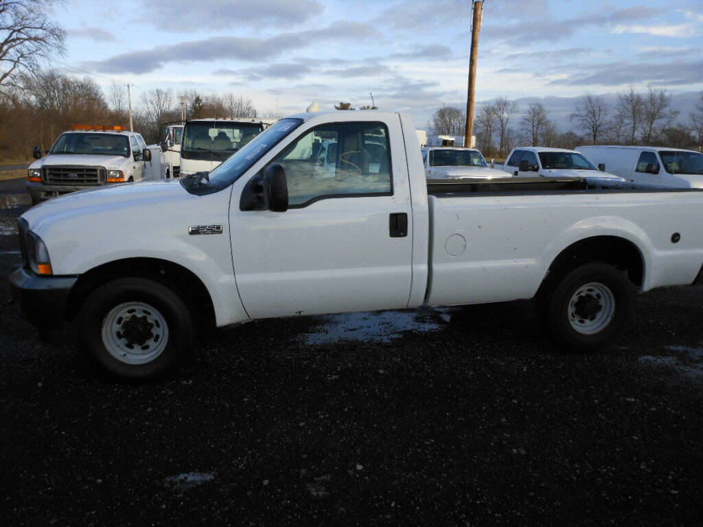 2004 Ford F-350