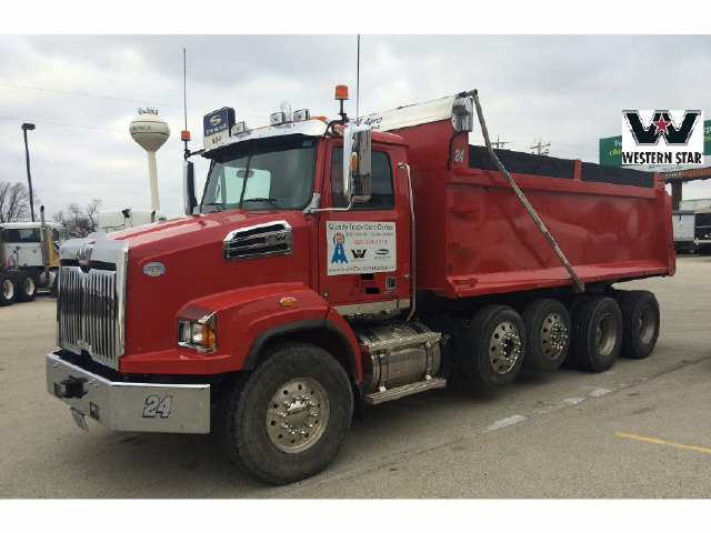 Used 2016 Western Star 4700SB for Sale