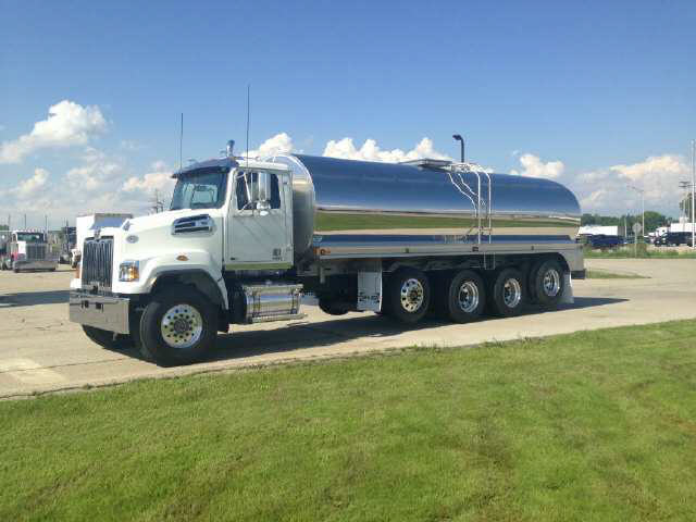 New 2015 Western Star 4700SF for Sale