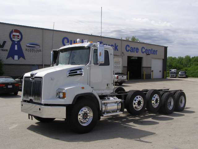 New 2016 Western Star 4700SB for Sale