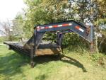 Used 2006 Indian Valley Gooseneck for Sale