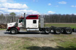 2010 Kenworth T800 studio
