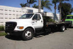 Used 2005FordF650 21' STAKE for Sale