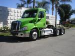 Used 2010 Freightliner CASCADIA 3 AXLE for Sale