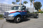 Used 2007 International 4300 C+C for Sale