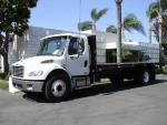 Used 2007 Freightliner M2 22' FLAT for Sale