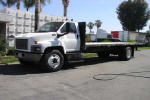 Used 2007 GMC 6500 24' FLAT for Sale