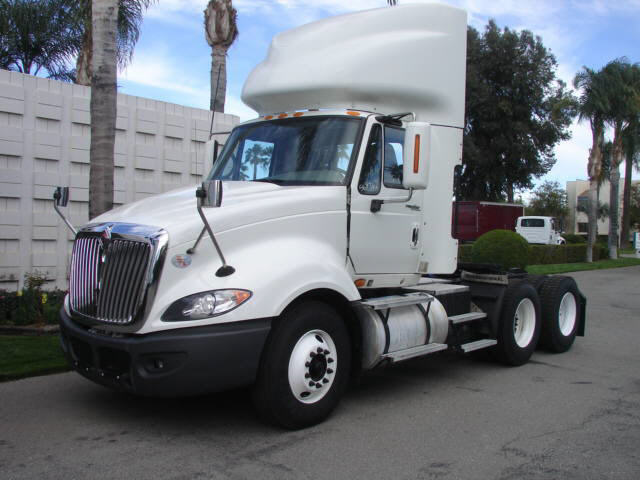 2010 International PROSTAR 3 AXLE
