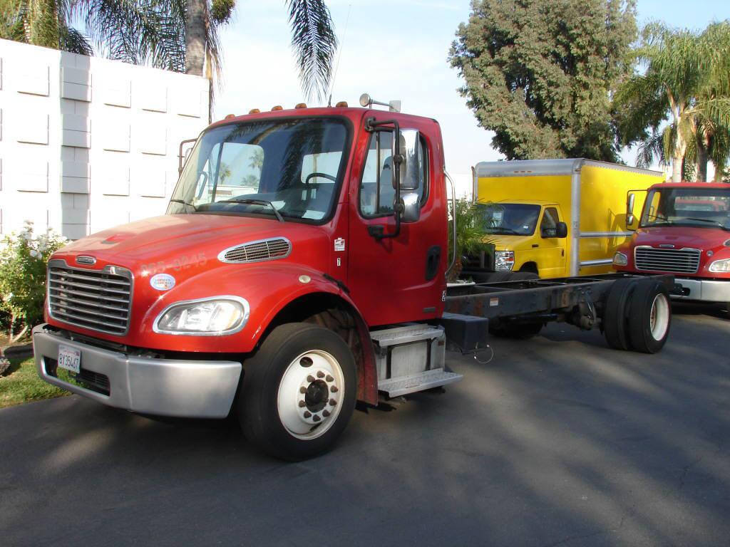 2011 Freightliner M2 CAB & CHASIS