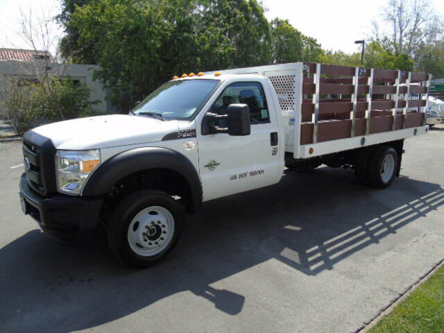 2016 Ford F45X 4X4  14' S