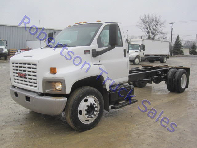 2005 GMC C6500