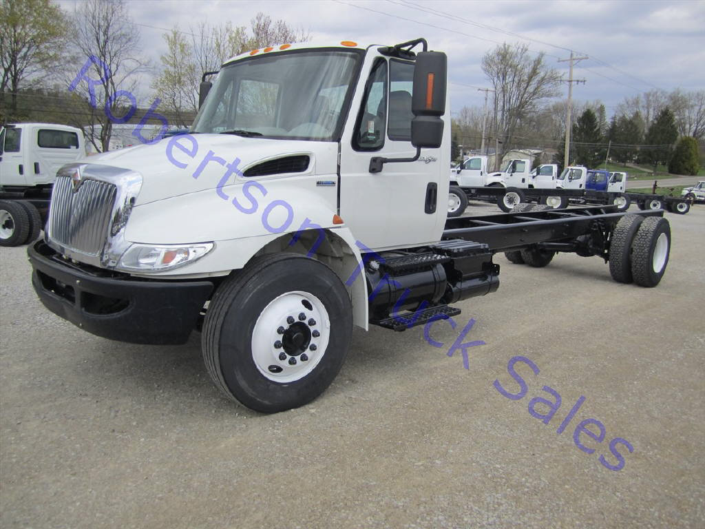 2008 International 4300