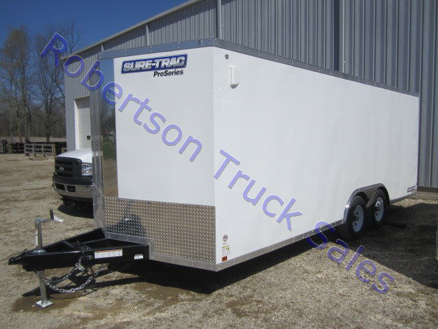 Used 2015 Sure-Trac STWCH10220TA-100 for Sale