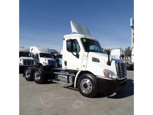 2010 Freightliner PX 113 64 ST