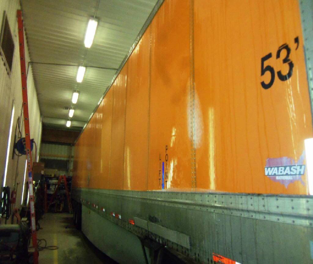 2004 Wabash Van