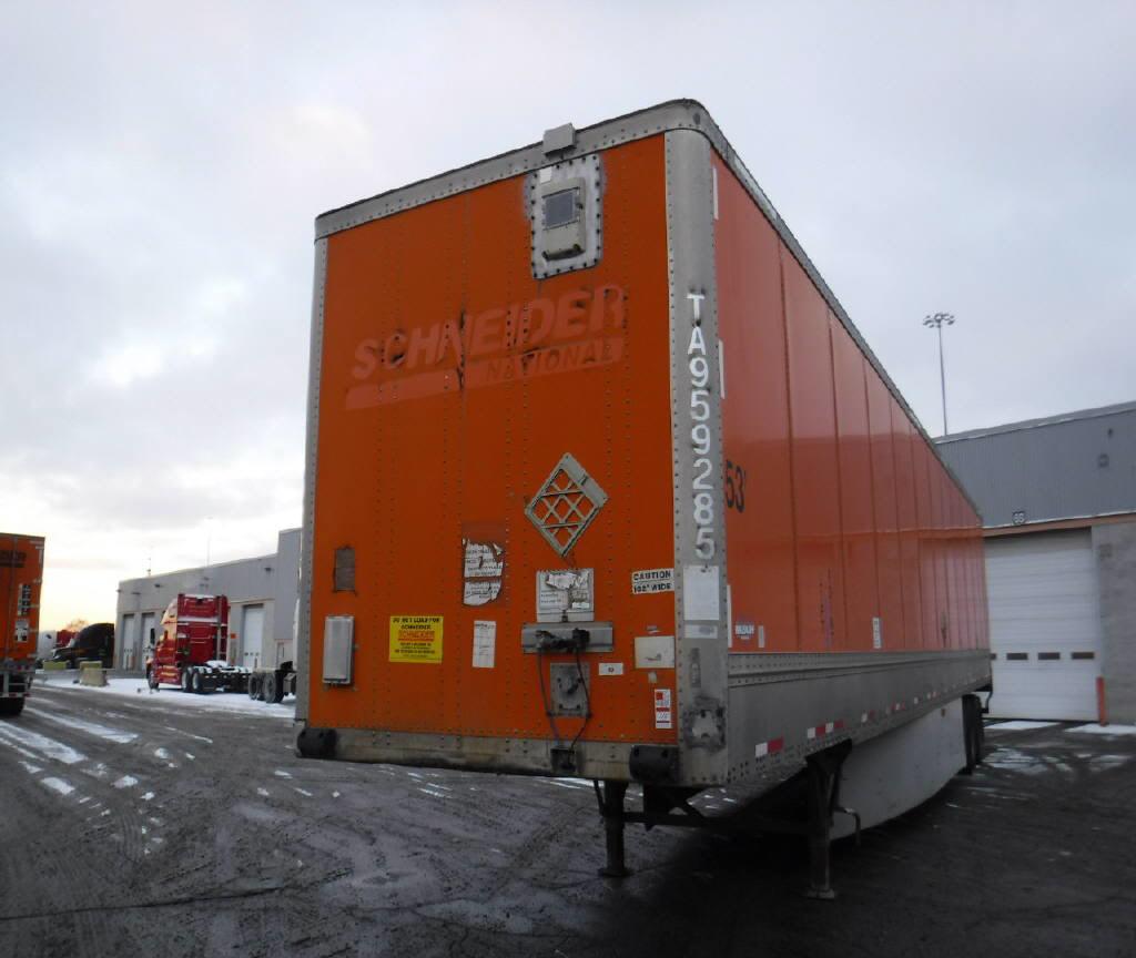 2005 Wabash Van for sale-55676971