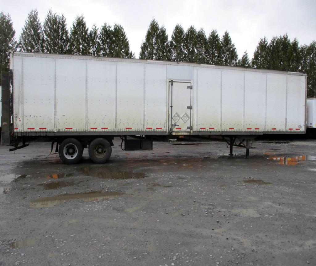 2003 Wabash Van for sale-59067928