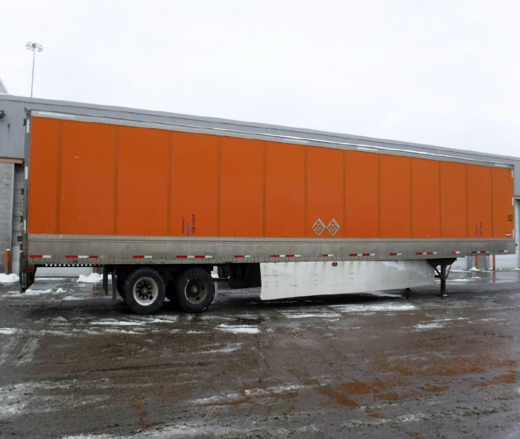 2004 Wabash Van for sale-57550121