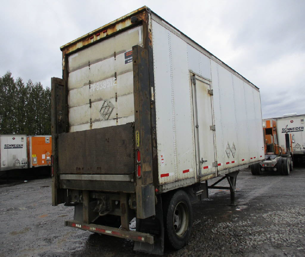 2003 Wabash Lift Gate for sale-59067927