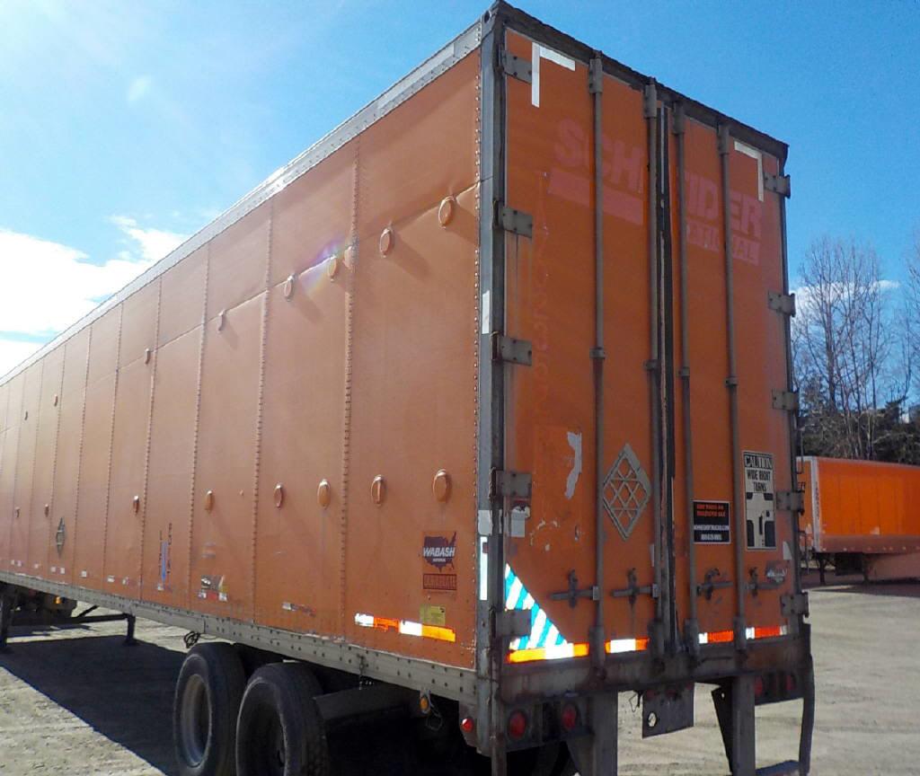 1999 Wabash Van for sale-57549661