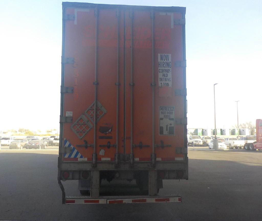 2005 Wabash Van for sale-56797591