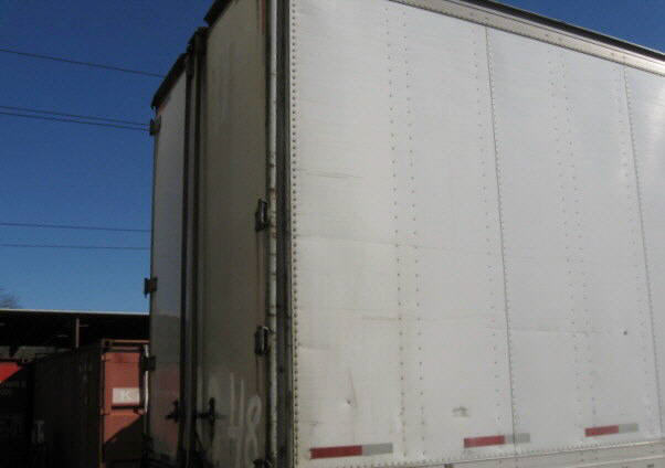 1987 Fruehauf Van for sale-59101262