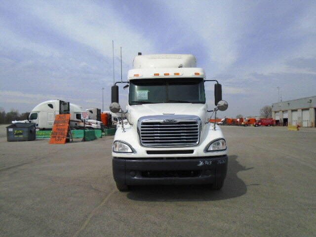USED 2012 FREIGHTLINER COLUMBIA-GLIDER SLEEPER TRUCK #32443
