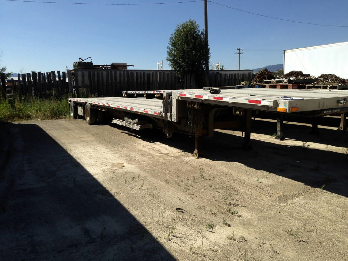 2008 Transcraft Flatbed for sale-54574621