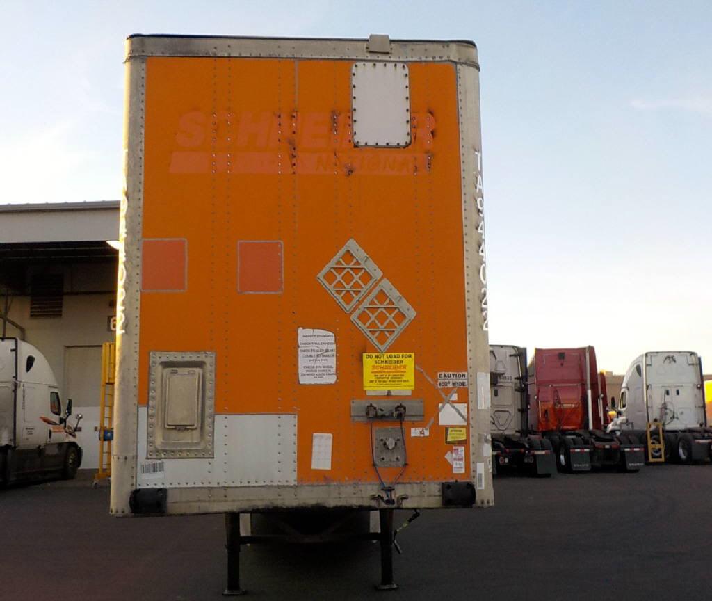 2004 Wabash Van for sale-57549531