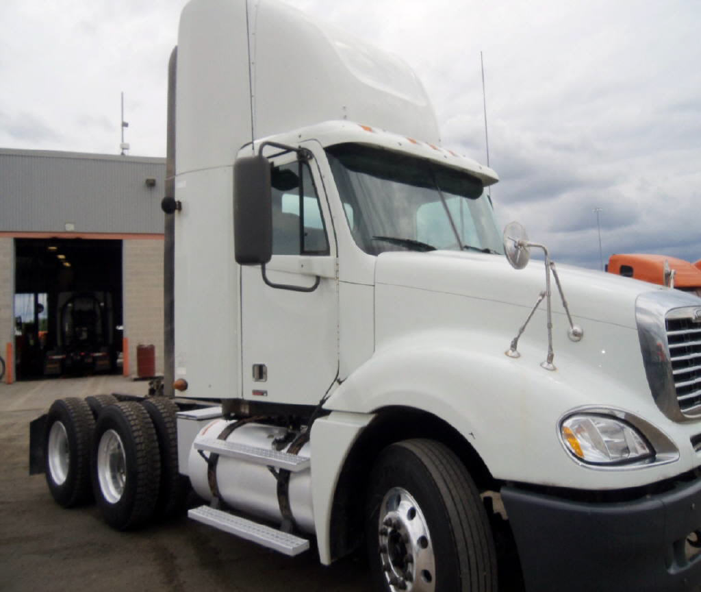 USED 2012 FREIGHTLINER COLUMBIA-GLIDER DAYCAB TRUCK #88884