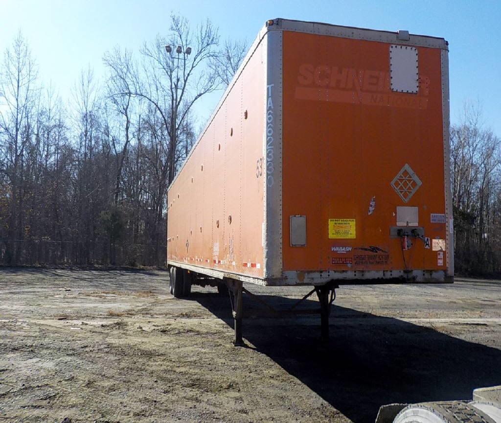 1999 Wabash Van for sale-56793191