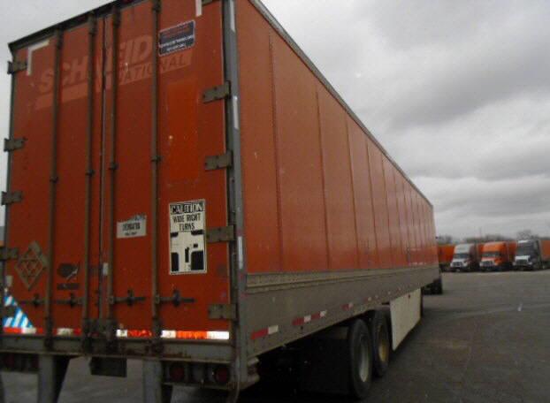 2005 Wabash Van for sale-55678641