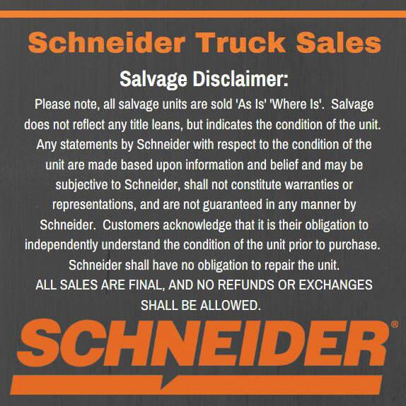 2005 Wabash Van-Salvage for sale-56287011